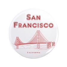 "SanFrancisco_10x10_GoldenGateBridge_Li 3.5"" Button"