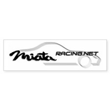 Miataracing.net Bumper Bumper Stickers