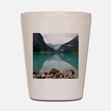 Lake Louise Shot Glass