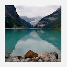 Lake Louise Tile Coaster