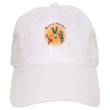 Purim Clowns' Baseball Cap
