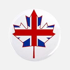 """British in Canada 3.5"""" Button"""