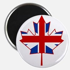 British in Canada Magnet