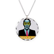 obama-pop2 Necklace