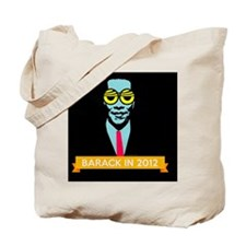 obama-pop-small Tote Bag