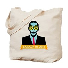 obama-pop2 Tote Bag
