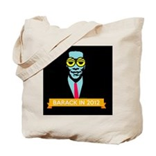 obama-pop-journal Tote Bag