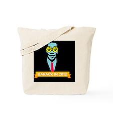 obama-pop-large Tote Bag