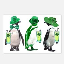 irishpenguins Postcards (Package of 8)