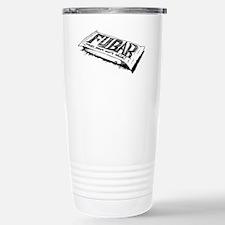 FUBAR TShirt Travel Mug