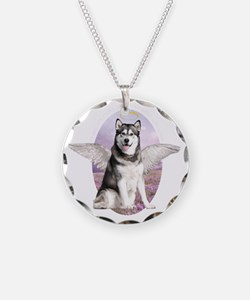 angelwithwings2 Necklace