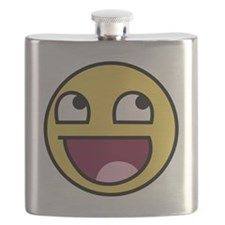 Epic Face Flask