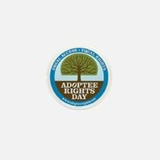 Adoptee Rights Day Mini Button
