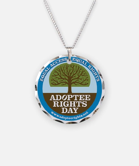 Adoptee Rights Day Necklace