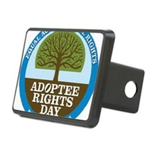 Giant Adoptee Rights Stick Hitch Cover