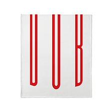 dubstep-01a Throw Blanket