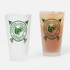 Everdeen-Hawthorne-Distressed Drinking Glass