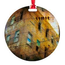 Abandoned Ornament