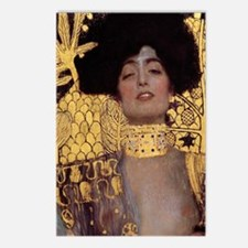 RM Klimt 30 Postcards (Package of 8)