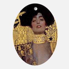 RM Klimt 30 Oval Ornament