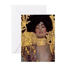 RM Klimt 30 Greeting Card
