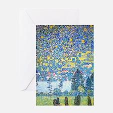 RM Klimt 34 Greeting Card