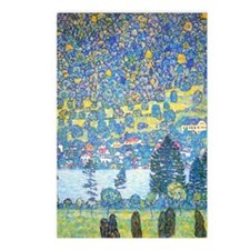 RM Klimt 34 Postcards (Package of 8)