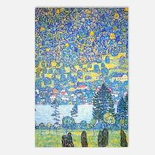 RM Klimt 34 Postcards (Package of 8)
