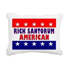 RectangleStickerRickSant Rectangular Canvas Pillow