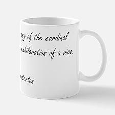 cardinal virtues Mug