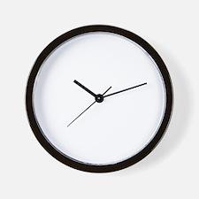 FUNNY204 Wall Clock