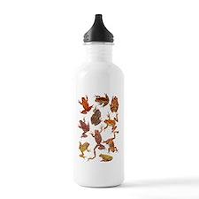 Tree Frogs Water Bottle