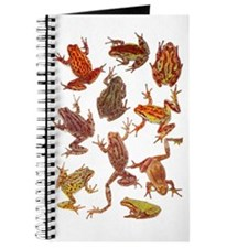 Tree Frogs Journal