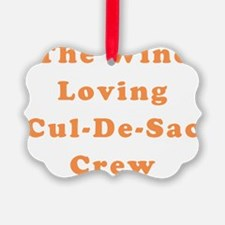 culdesaccrew Ornament