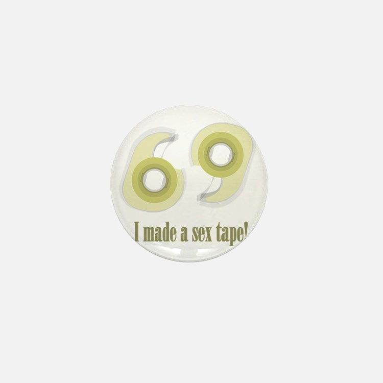sextapeEXTRAS Mini Button