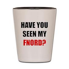 FNORD_10x10_apparel copy Shot Glass