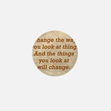 Change-the-way Mini Button