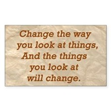 Change-the-way Decal