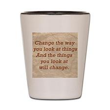 Change-the-way Shot Glass