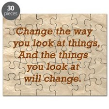 Change-the-way Puzzle