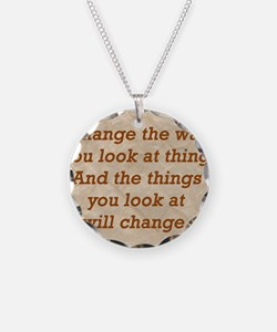 Change-the-way Necklace