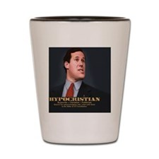 santorum-caric-TIL Shot Glass