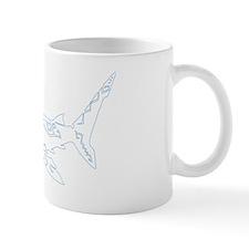 shark_WHITE Mug