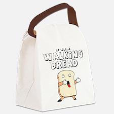 bread Canvas Lunch Bag