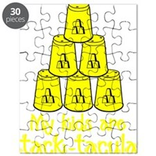 yellow Stack-tacular Puzzle