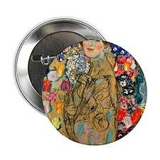 "NC Klimt 2 2.25"" Button"