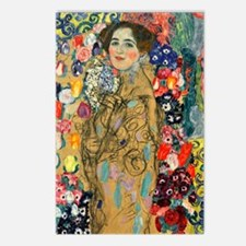 GC Klimt 2 Postcards (Package of 8)