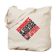 ignorance2 copy Tote Bag