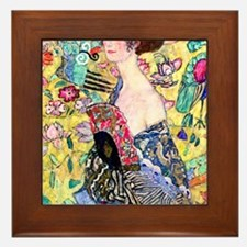iPad S Klimt 5 Framed Tile