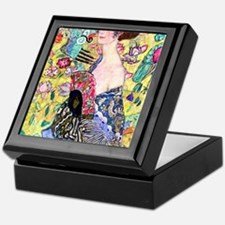 iPad S Klimt 5 Keepsake Box